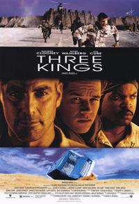 Three Kings - 11 x 17 Movie Poster - Style A