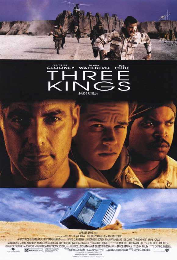 three kings movie posters from movie poster shop