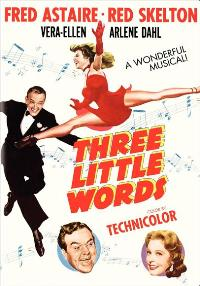 Three Little Words - 27 x 40 Movie Poster - Style B