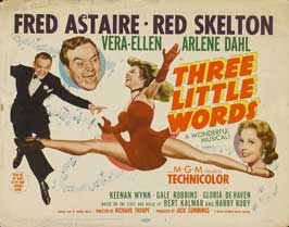 Three Little Words - 11 x 14 Movie Poster - Style A
