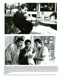 Three Men and a Baby - 8 x 10 B&W Photo #3