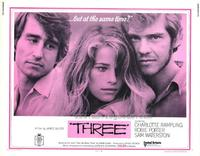 Three - 22 x 28 Movie Poster - Half Sheet Style A