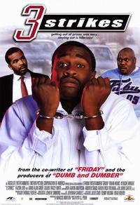 Three Strikes - 11 x 17 Movie Poster - Style A