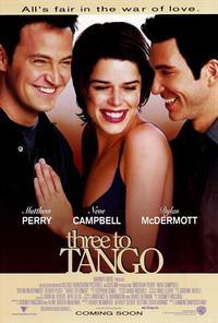 Three to Tango - 11 x 17 Movie Poster - Style A