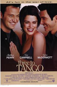 Three to Tango - 27 x 40 Movie Poster - Style A