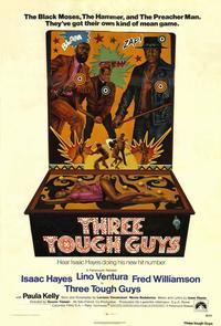 Three Tough Guys - 11 x 17 Movie Poster - Style A