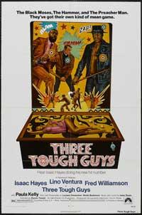 Three Tough Guys - 27 x 40 Movie Poster - Style A