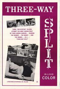 Three-Way Split - 11 x 17 Movie Poster - Style A