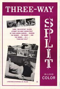 Three-Way Split - 27 x 40 Movie Poster - Style A