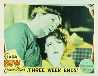 Three Weekends - 11 x 14 Movie Poster - Style B