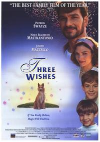 Three Wishes - 27 x 40 Movie Poster - Style A