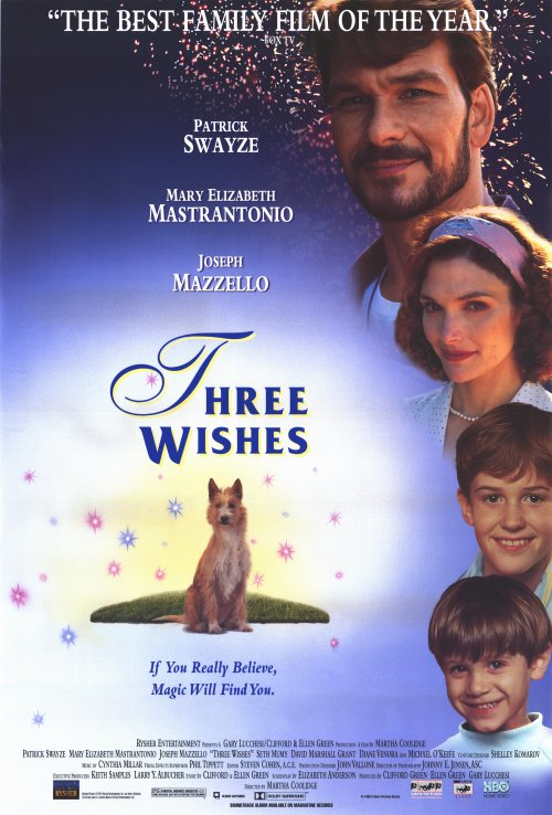 three wishes movie posters from movie poster shop