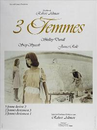 Three Women - 27 x 40 Movie Poster - French Style A