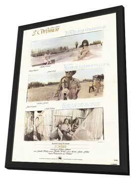 Three Women - 11 x 17 Movie Poster - Style A - in Deluxe Wood Frame