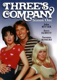 Three's Company - 11 x 17 Movie Poster - Style A