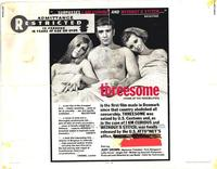 Threesome - 11 x 14 Movie Poster - Style A