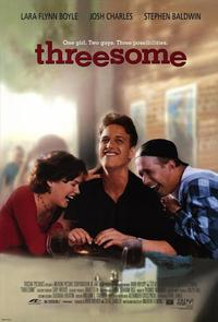 Threesome - 11 x 17 Movie Poster - Style A