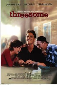 Threesome - 27 x 40 Movie Poster - Style A