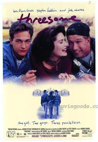 Threesome - 27 x 40 Movie Poster - Style B
