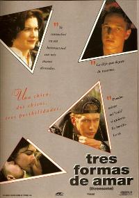 Threesome - 11 x 17 Movie Poster - Spanish Style A
