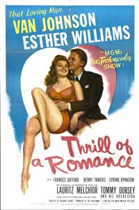 Thrill of a Romance - 27 x 40 Movie Poster - Style A