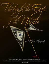 Through the Eye of the Needle - 11 x 17 Movie Poster - Style A