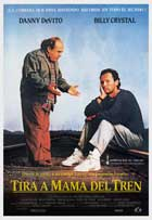 Throw Momma from the Train - 43 x 62 Movie Poster - Spanish Style A