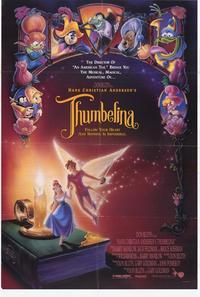 Thumbelina - 11 x 17 Movie Poster - Style B