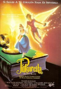 Thumbelina - 11 x 17 Movie Poster - Spanish Style A
