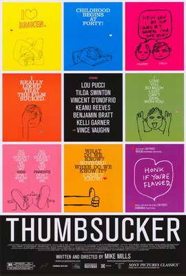 Thumbsucker - 27 x 40 Movie Poster - Style A