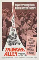 Thunder Alley - 11 x 17 Movie Poster - Style A