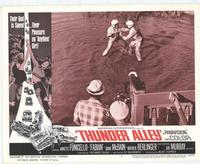 Thunder Alley - 11 x 14 Movie Poster - Style B