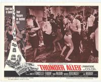 Thunder Alley - 11 x 14 Movie Poster - Style G