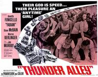 Thunder Alley - 22 x 28 Movie Poster - Half Sheet Style A