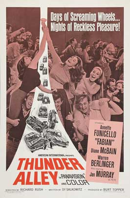 Thunder Alley - 27 x 40 Movie Poster - Style A