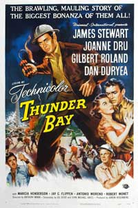 Thunder Bay - 11 x 17 Movie Poster - Style A