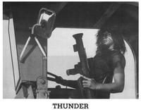 Thunder - 11 x 14 Movie Poster - Style A