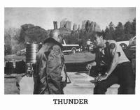Thunder - 11 x 14 Movie Poster - Style D
