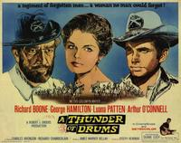 Thunder of Drums - 11 x 14 Movie Poster - Style A