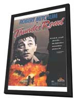 Thunder Road - 27 x 40 Movie Poster - Style A - in Deluxe Wood Frame