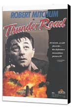 Thunder Road - 27 x 40 Movie Poster - Style A - Museum Wrapped Canvas