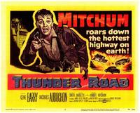 Thunder Road - 11 x 14 Movie Poster - Style A