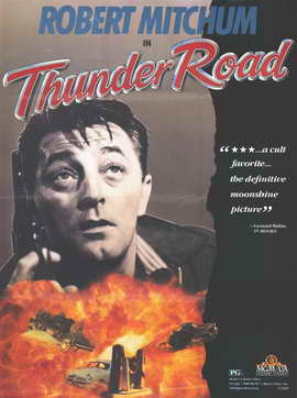 Thunder Road - 11 x 17 Movie Poster - Style A