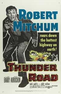 Thunder Road - 43 x 62 Movie Poster - Bus Shelter Style B