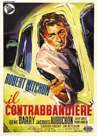 Thunder Road - 11 x 17 Movie Poster - Italian Style A