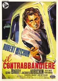 Thunder Road - 27 x 40 Movie Poster - Italian Style A