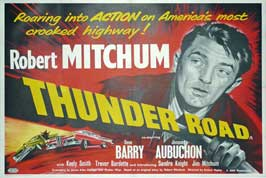 Thunder Road - 11 x 14 Movie Poster - Style B