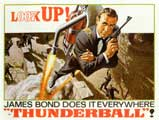 Thunderball - 11 x 17 Movie Poster - Style C