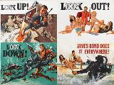 Thunderball - 27 x 40 Movie Poster - UK Style A