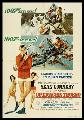 Thunderball - 11 x 17 Movie Poster - Spanish Style A